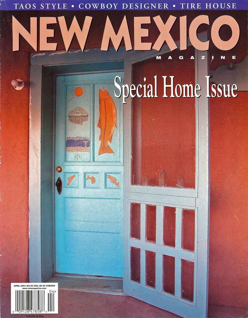New Mexico Magazine 2004