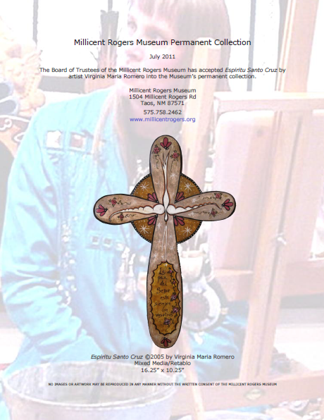 Millicent Rogers Collection accepts
